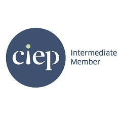 Logo of Chartered Institute of Editing and Proofreading (CIEP)